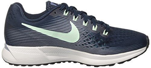 Foam Armory Air 34 de Chaussures Zoom Multicolore Nike Running Glacier Black Grey Femme Mint Navy Pegasus g7Awq