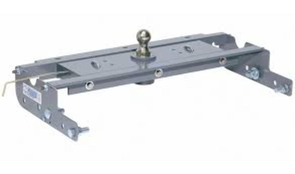 B&W Hitches (Kit)07-C Silverado/Sierra 1500 6.5Ft&5.8Ft Beds No Drill Gooseneck - GNRK1057 by B&W Hitches