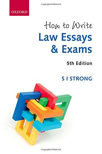 law exam essays Tips for essay examination the essay portion of the bar exam is an important step in the process of determining whether you can be trusted with a license the board appreciates that it can be a real challenge: in a single day you will confront 12 different questions from 12 different areas of the law, requiring you to write 12 short essays.