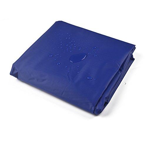 Nesports 9-Foot Vinyl Pool Table Cover Waterproof Billiard C