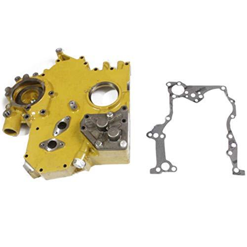 W/Gasket 178-6539 34335-23010 Oil Pump Excavator Parts for 3066 S6KT 320C Gear Housing Oil Pump Excavator Aftermarket Parts