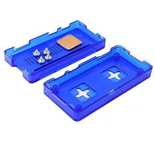 HAOHAOCHENG-WL LDTR-PJ012 ABS Case Protective Box with Heat Sink for Raspberry Pi Zero W or Raspberry Pi Zero Accessory…