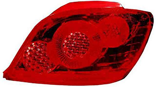 Iparlux 16546036//231 Faro Trasero Rojo Derecho