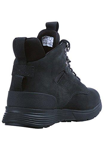 Timberland Boots Killington Hiker Chukka - Ca1sz8 - Zapatillas de Deporte de Otra Piel Hombre triple black