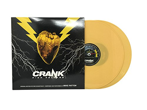 Crank High Voltage (Limited Edition Yellow Colored Vinyl)