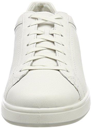 Legero Herren Arno Sneaker, Weiß (White)