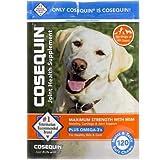 Cosequin Soft Chews Maximum Strength with MSM Plus Omega3 (120 Soft Chews)