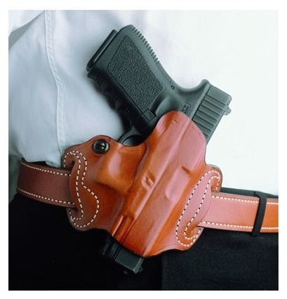 Desantis Mini Slide Holster fits Beretta PX4 Storm 9/40 Full-Size, Right Hand, Tan (Storm Slide)