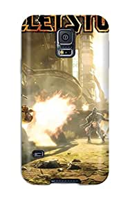 JholfdZ2610aDTyG Case Cover, Fashionable Galaxy S5 Case - Bulletstorm Video Game Other