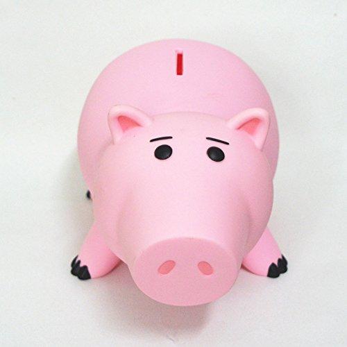 Interestingsport Toy Story Hamm Piggy Bank Coin Bank Money Banks Pink Pig Model Toys for Kids