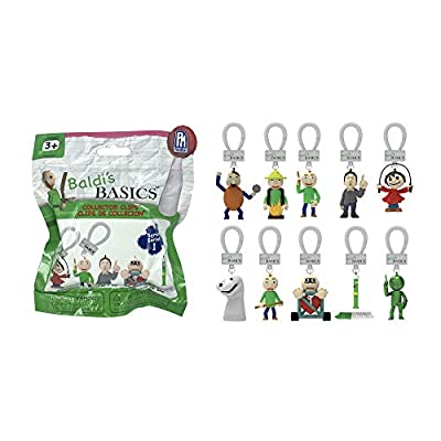 Baldi's Basics Collectable Hangers: Toys & Games