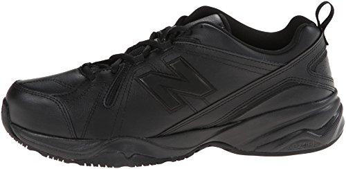 New Balance Men's MX608v4 Training Shoe, Black, 8 D US by New Balance (Image #5)
