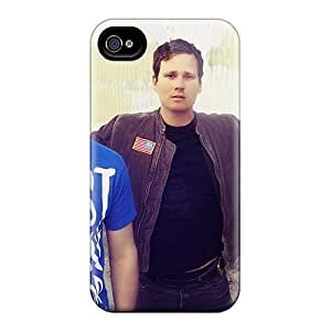 Iphone 4/4s BWt8554vBxC Customized Realistic Blink 182 Band Image Shock-Absorbing Hard Cell-phone Case -TimeaJoyce
