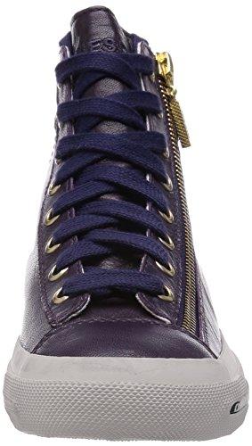 DIESEL Sneakers MAGNETE EXPO-ZIP Gr.: EUR 36 / USA 6 Damen Designer Schuhe Woman Shoes Lila UVP 180€ Y01067 PRO080 T5153