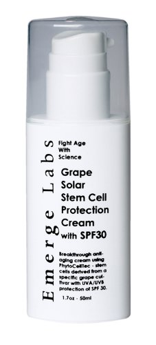 Grape Solar Stem Cell Protection Cream with Spf30