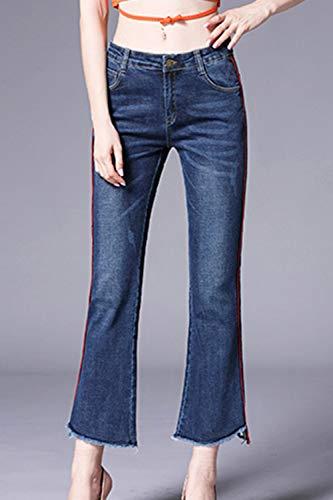 Blue Bell Classic Femmes Stretch Bootcut Jeans Jean Les cAz86g0H6