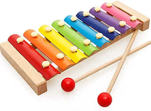 Instrumento de xilófono, Xilófono para niños