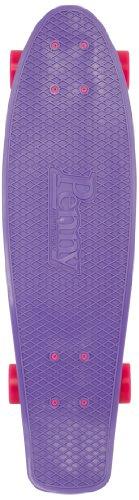 Penny Plastic Nickel Purple / Black / Pink