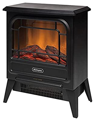 Dimplex Electric fireplace Micro Stove MCS12J (Black)?Japan Domestic genuine products?