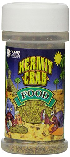 (Florida Marine Research Sfm00006 Hermit Crab Food, 2-Ounce)