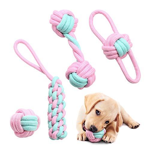 🥇 Juguete de Cuerda para Perros