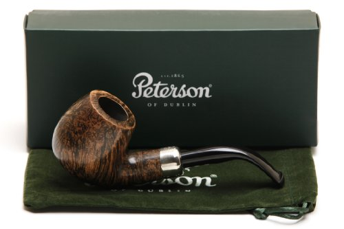 Peterson Irish Made Army 68 Tobacco Pipe - Fishtail by Peterson