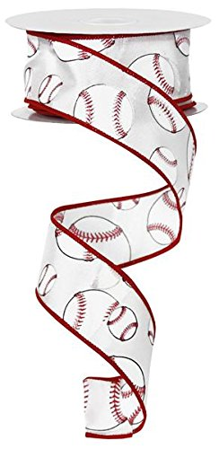 Baseball Ribbon 1.5