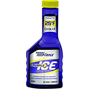 Royal Purple ROY01600 PURPLE ICE SUPER COOLANT, 12 oz, 1 Pack