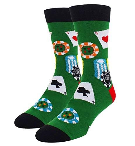 Funny Poker Socks