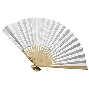 Tashioning Ventiladores Plegables Portátiles De Bambú ...