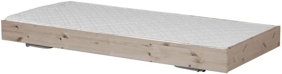 Flexa Classic extensible cama 90 x 190 cm, con somier se ...