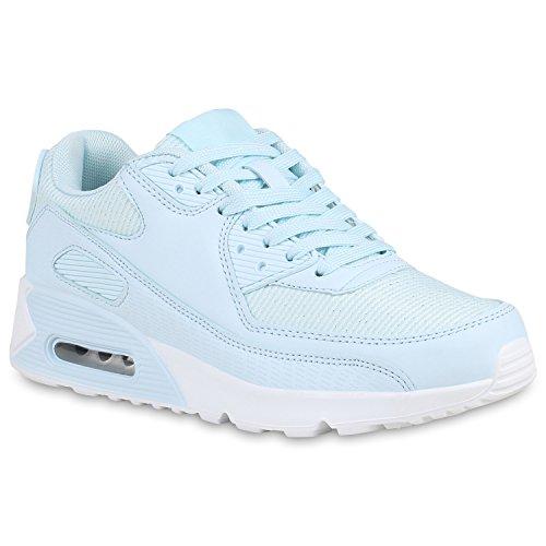 Bottes Paradis Unisexe Hommes Chaussures De Sport Course Sur Des Tailles Flandell Paillettes Bleu Clair