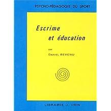 Escrime Et Education