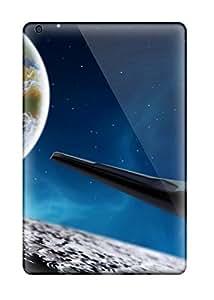 New Style ZippyDoritEduard Hard Case Cover For Ipad Mini/mini 2- Spaceship