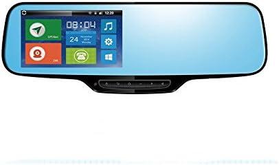 Zesfor Retrovisor Android: localizador GPS + navi + Bluetooth + cámara