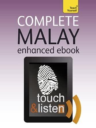 Complete Malay (Bahasa Malaysia) (Learn Malay with Teach Yourself ...