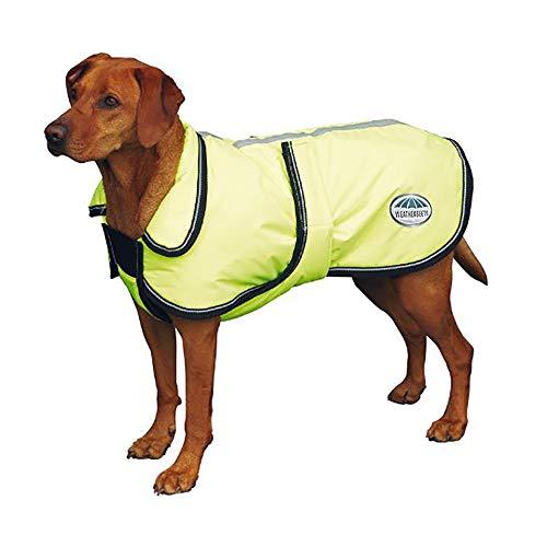Weatherbeeta Reflective Parka 300D Deluxe Dog Coat Orange 22