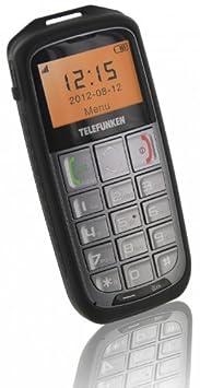 T�l�phone GSM TELEFUNKEN TM600 GRIS