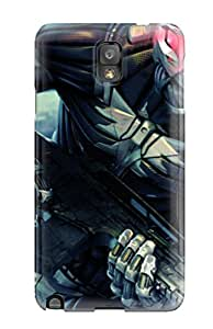 Tpu Case For Galaxy Note 3 With Crysis 2 Game 2010