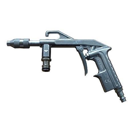 Aire Comprimido Pistola Pistola de lavado con manguera de jardín conector AEG: Amazon.es: Iluminación