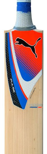 Puma Pulse 5000 English Willow Cricket Bat, Short Handle by PUMA