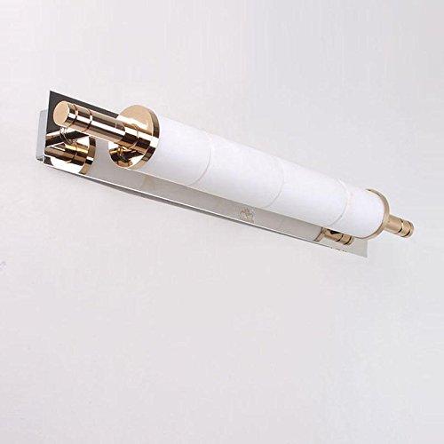 TYDXSD European mirror lamp copper lamps Spain marble lighting bathroom waterproof rust-proof mirror lighting 630*80*120mm by LTYJQD