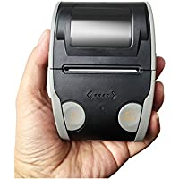 Portable Mini Thermal Receipt Printer with USB Bluetooth,Serial