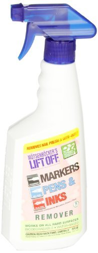 MOTSENBOCKER'S 409-01 Motsenbocker'S Lift Off Marker, Pen &k Remover, 22 oz by MOTSENBOCKER LIFT-OFF
