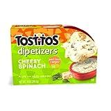 #3: Tostitos Dip-etizers Cheesy Spinach & Artichoke Dip, 10 oz - 5 Pack