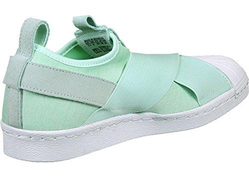 Adidas Superstar Slip On Damen Sneaker Grün