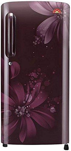 LG GL-B201ASAW.ASAZEBN Direct-cool Single-door Refrigerator (190 Ltrs)
