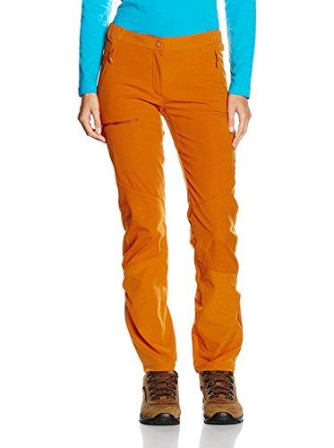 Salewa Damen Puez (Orval) DST W Pnt Lange Hosen, orange (burnt orange)