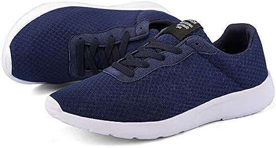 Makalon - Zapatos de Running para Hombre, Zapatillas de Seguridad ...