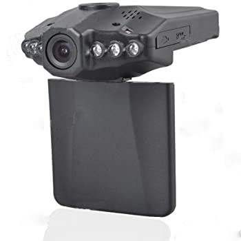 """1.3 MP Wide Angle Digital Vehicle Car DVR Camcorder w/ IR Night Vision/Motion Detection/SD(2.5"""" LCD)"""